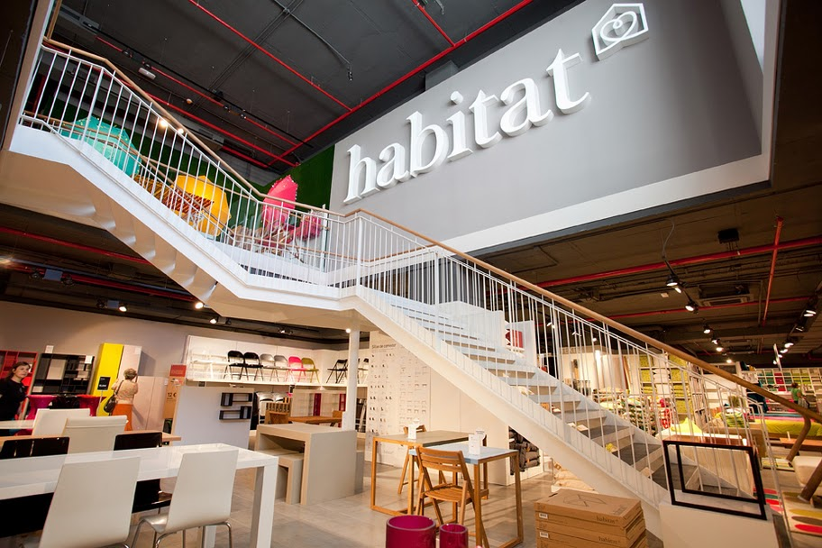 Reapertura habitat en madrid retail intelligence - Habitat muebles madrid ...