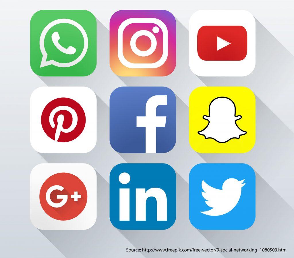 Resultado de imagen para la redes sociales