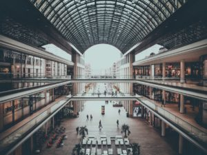 Los centros comerciales en el futuro