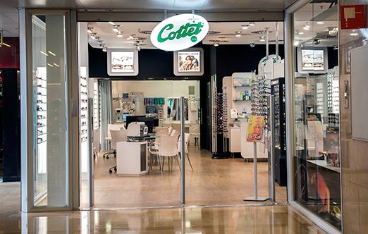 Nueva tienda de Cottet en Rambla Catalunya